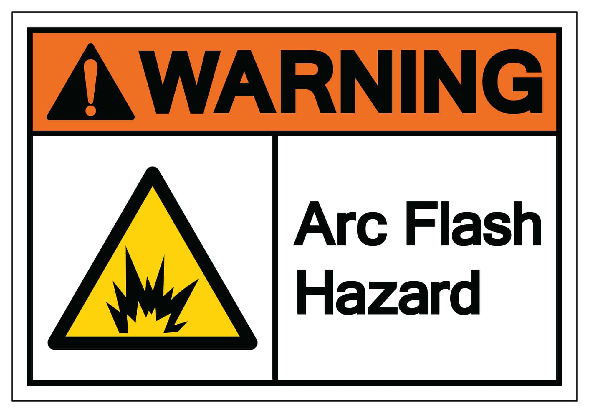 arc flash hazard