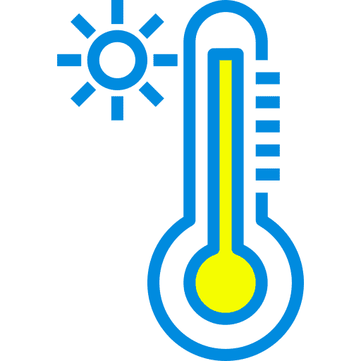 heating icon