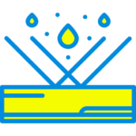 Permeability icon